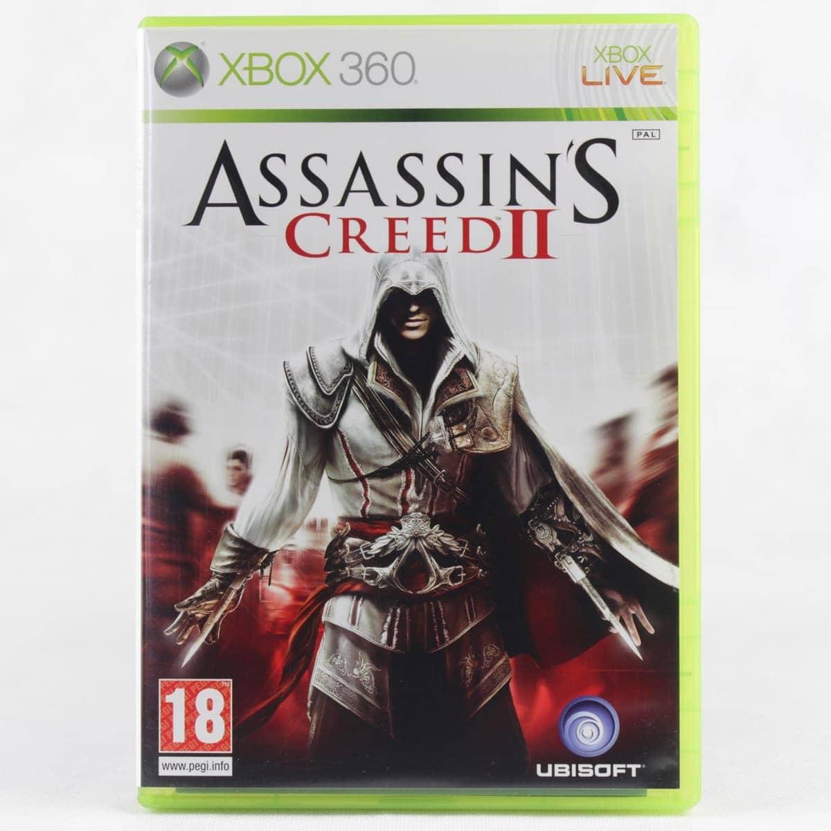Assassin's Creed II (Xbox 360)