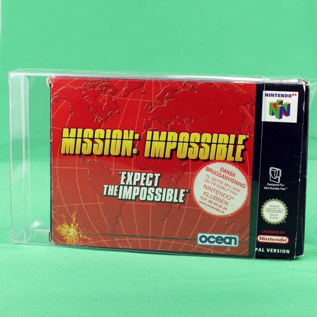 Box Protector til N64/SNES