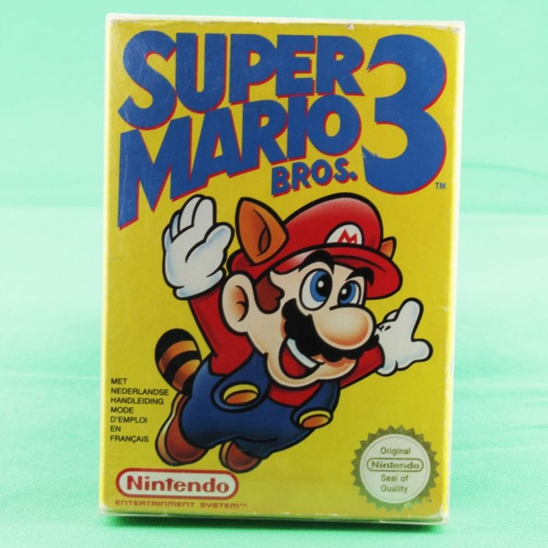 Box Protector til NES