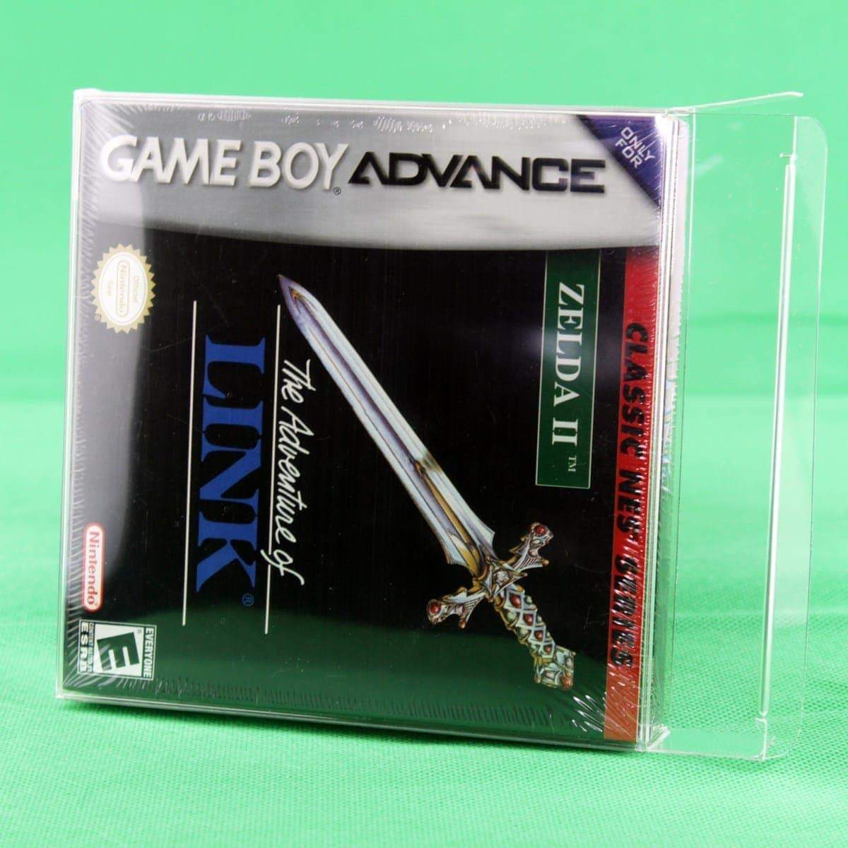 Box Protector til Game Boy