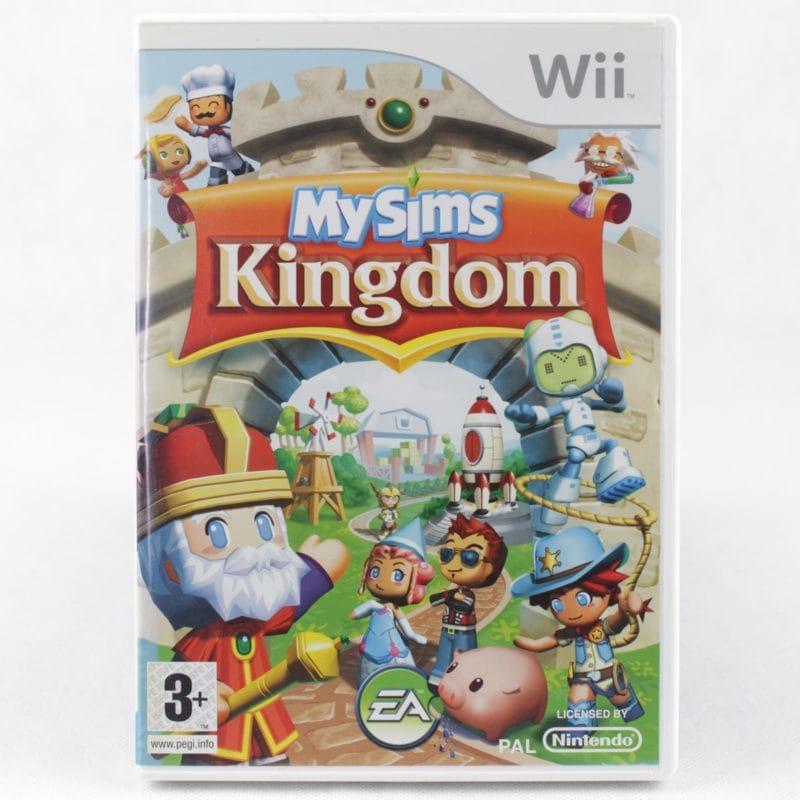 MySims: Kingdom (Nintendo Wii)