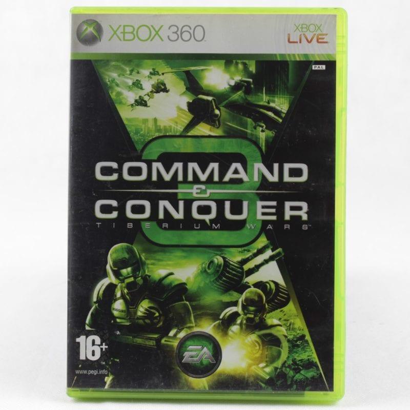 Command & Conquer 3: Tiberium Wars (Xbox 360)