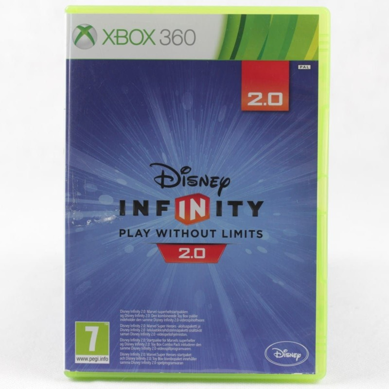 Disney Infinity 2.0: Play Without Limits (Xbox 360)