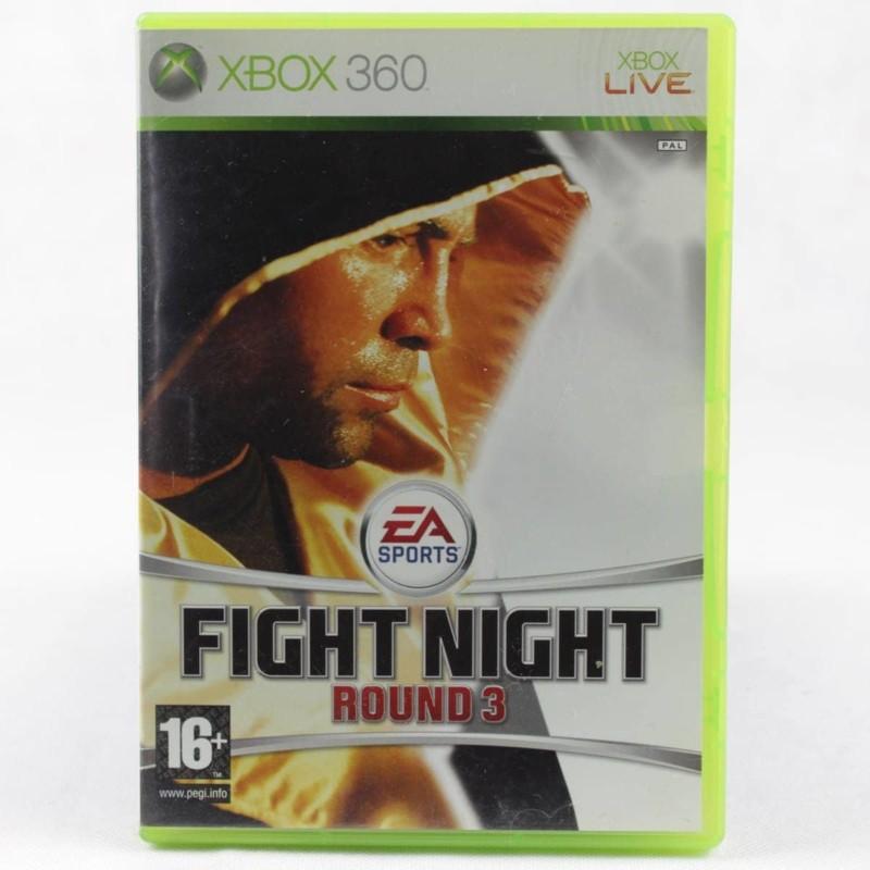 Fight Night: Round 3 (Xbox 360)