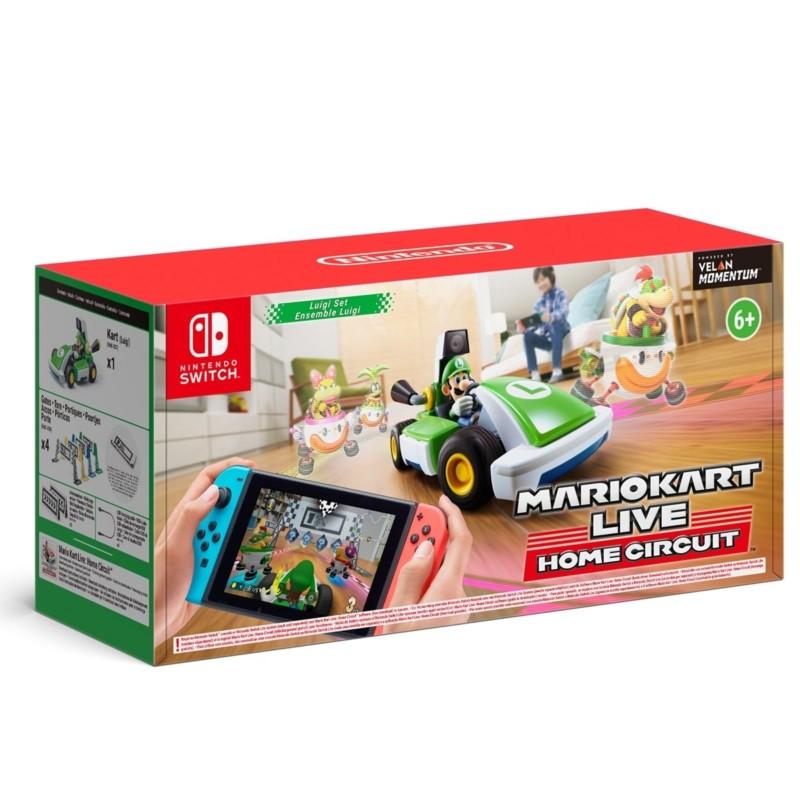 Mario Kart Live: Home Circuit - Luigi Set