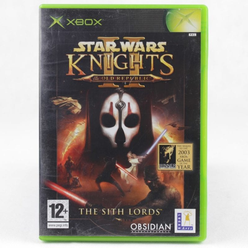 Star Wars: Knights of the Old Republic II - The Sith Lords (Xbox)