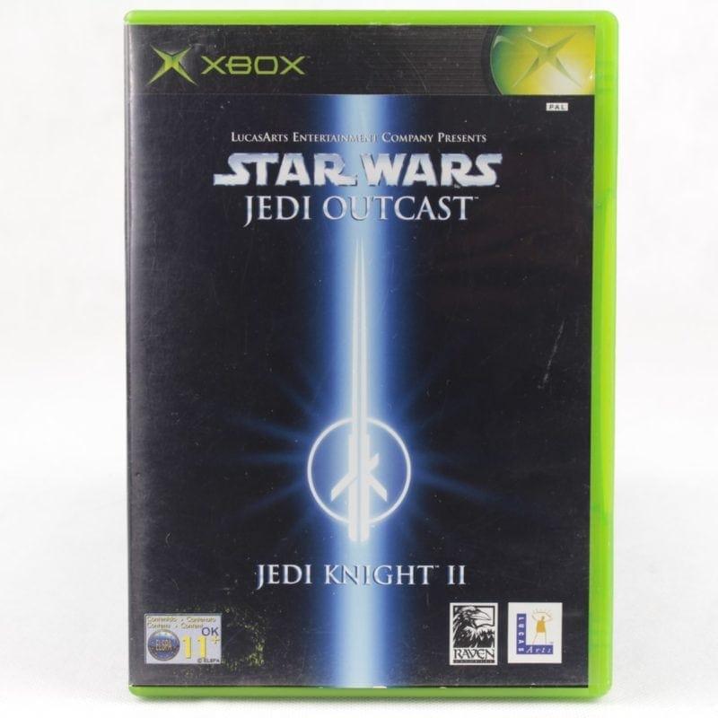 Star Wars: Jedi Knight II - Jedi Outcast (Xbox)