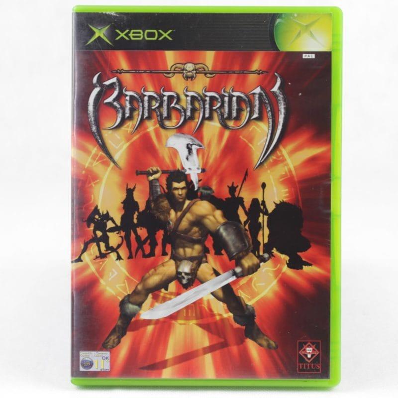 Barbarian (Xbox)