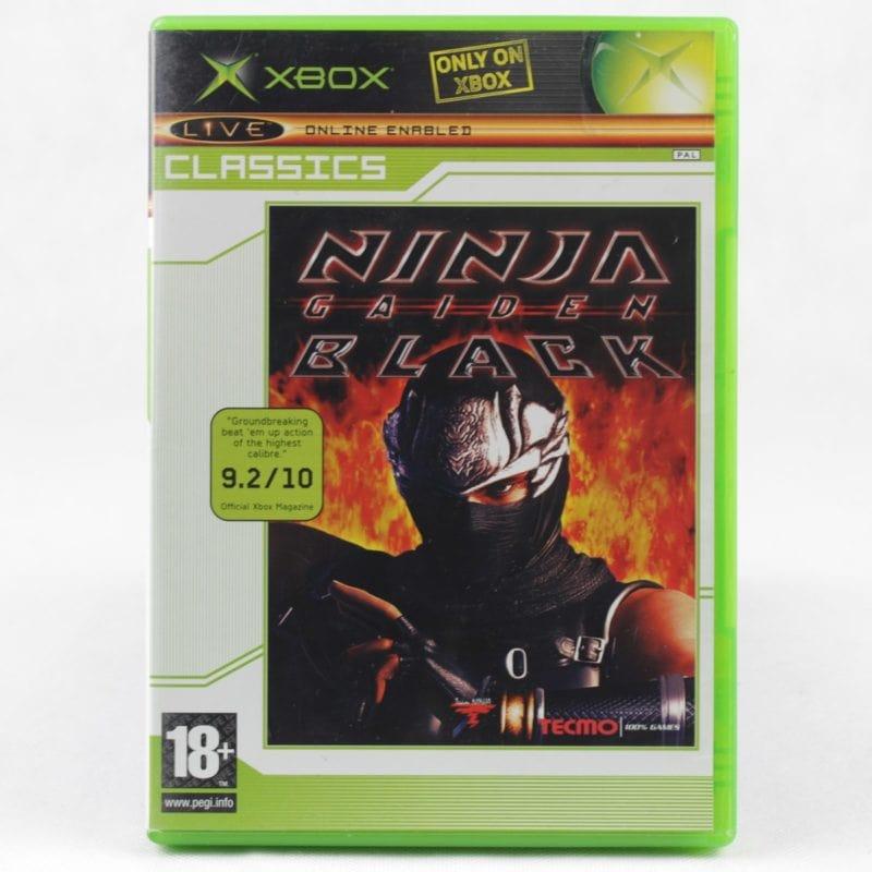 Ninja Gaiden Black (Xbox - Classics)