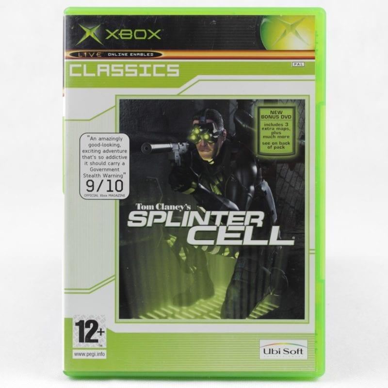 Tom Clancy's Splinter Cell (Xbox - Classics)