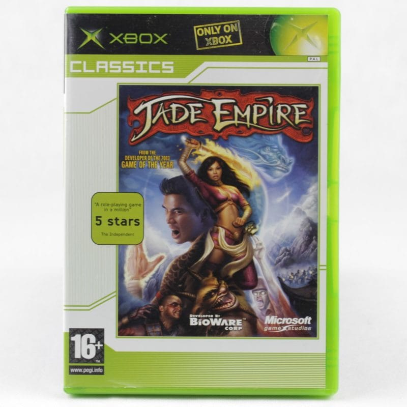 Jade Empire (Xbox - Classics)