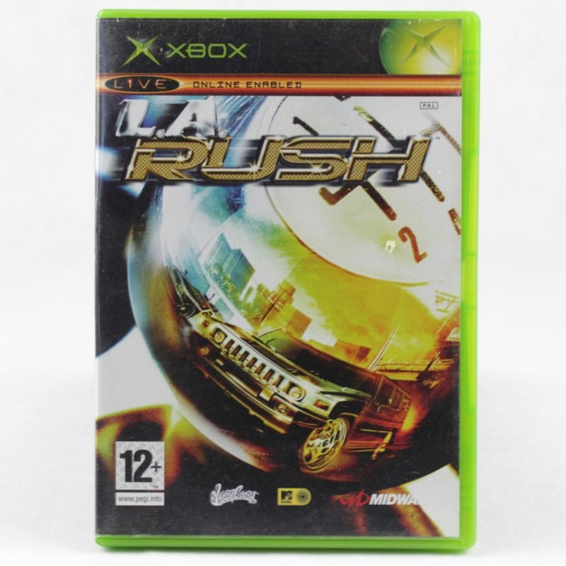 L. A. Rush (Xbox)