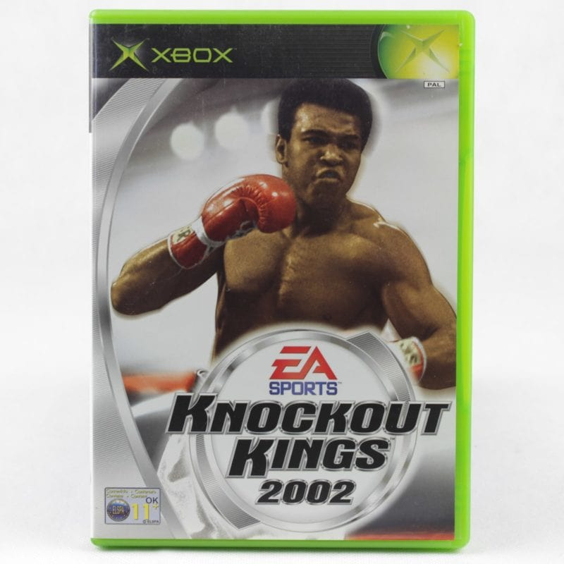 Knockout Kings 2002 (Xbox)