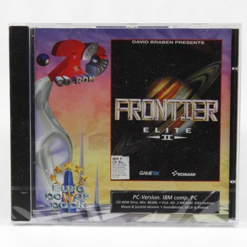 Frontier: Elite II (PC Jewelcase - Euro Power Pack)