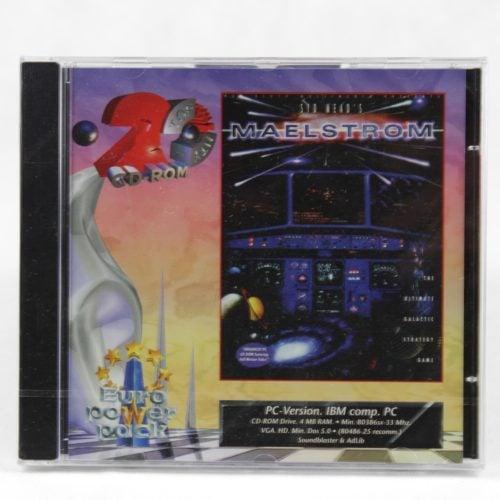 Maelstrom (PC Jewelcase - Euro Power Pack)
