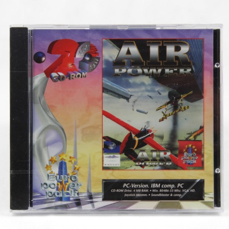 Air Power (PC Jewelcase - Euro Power Pack)