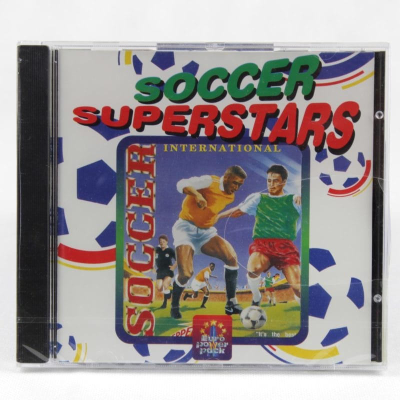 Soccer Superstars - International Soccer (PC Jewelcase)