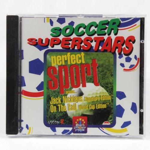 Soccer Superstars - Perfect Sport (PC Jewelcase)