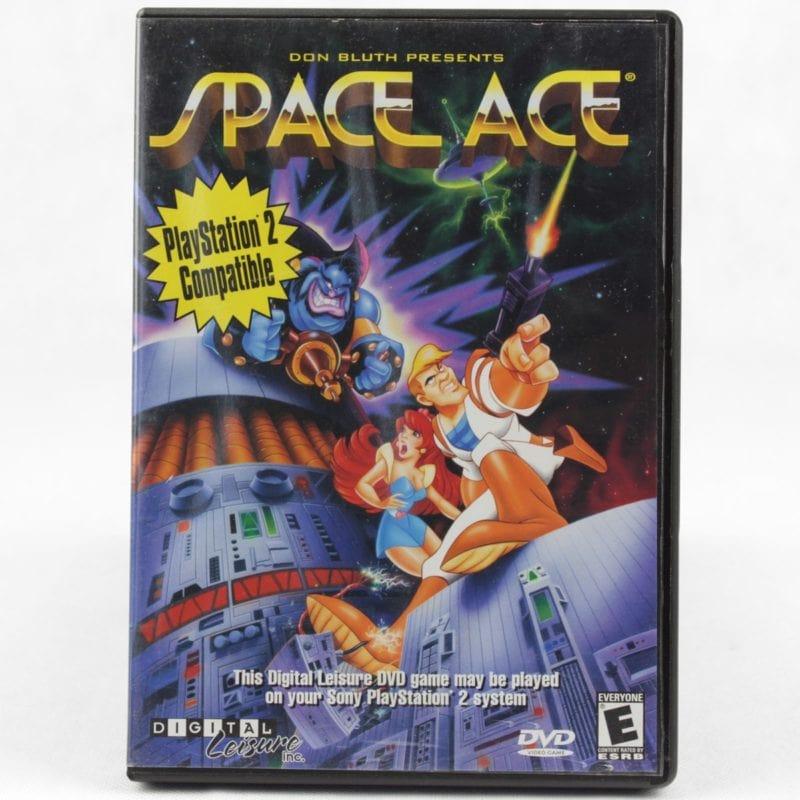 Space Ace (PS2 og DVD spil)