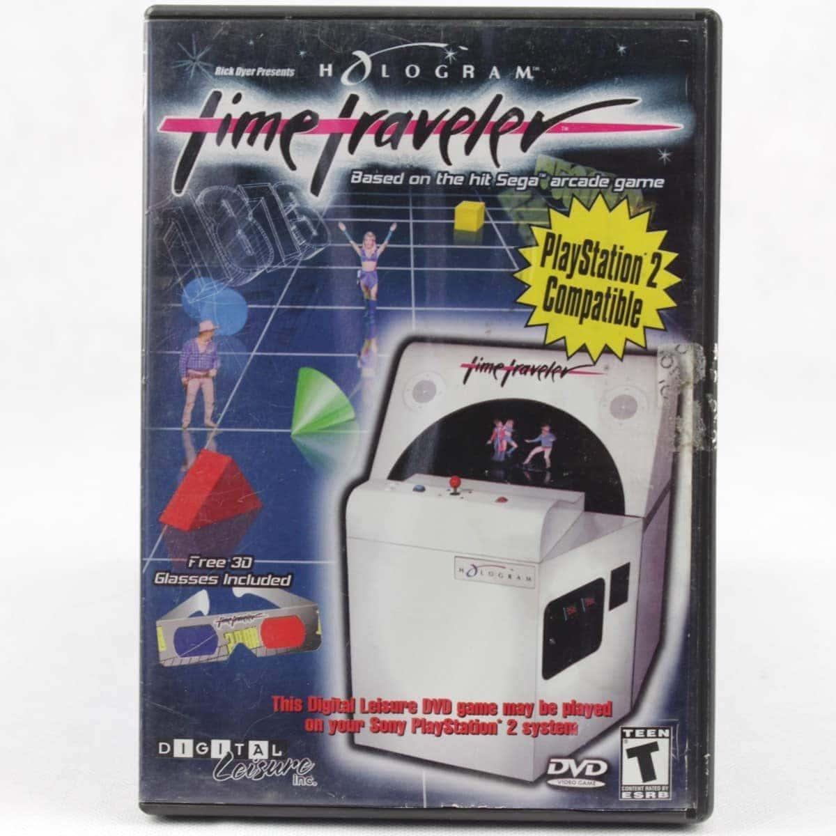 Hologram Time Traveler (PS2 og DVD spil)