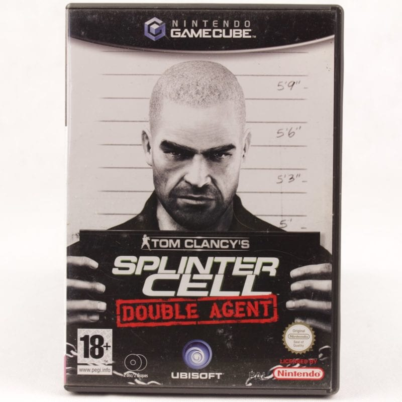 Tom Clancy's Splinter Cell: Double Agent (GameCube)