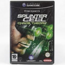 Tom Clancy's Splinter Cell: Chaos Theory (GameCube)