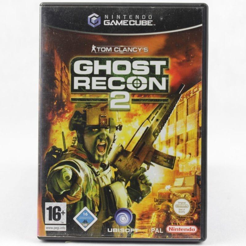 Tom Clancy's Ghost Recon 2 (GameCube)