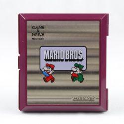 Game & Watch Multi Screen: Mario Bros