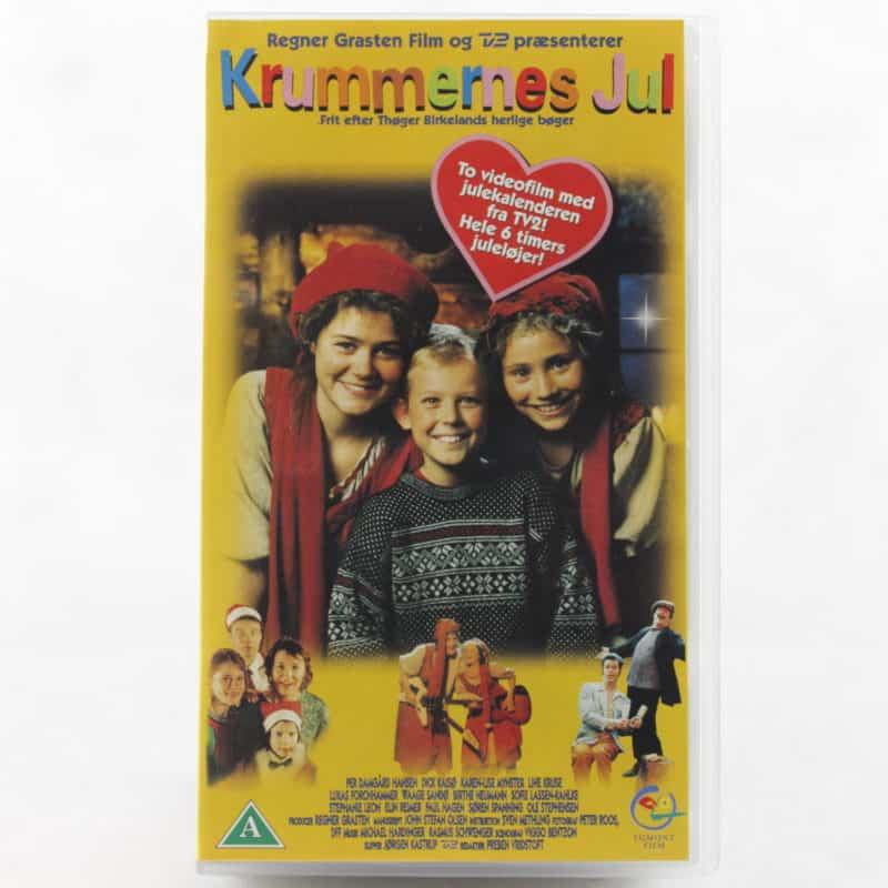 Krummernes Jul (VHS)