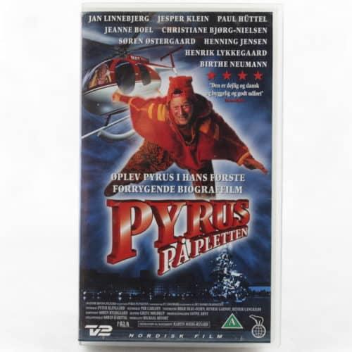 Pyrus på pletten (VHS)