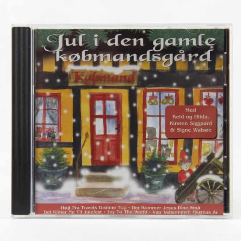 Jul i den gamle købmandsgård (CD)