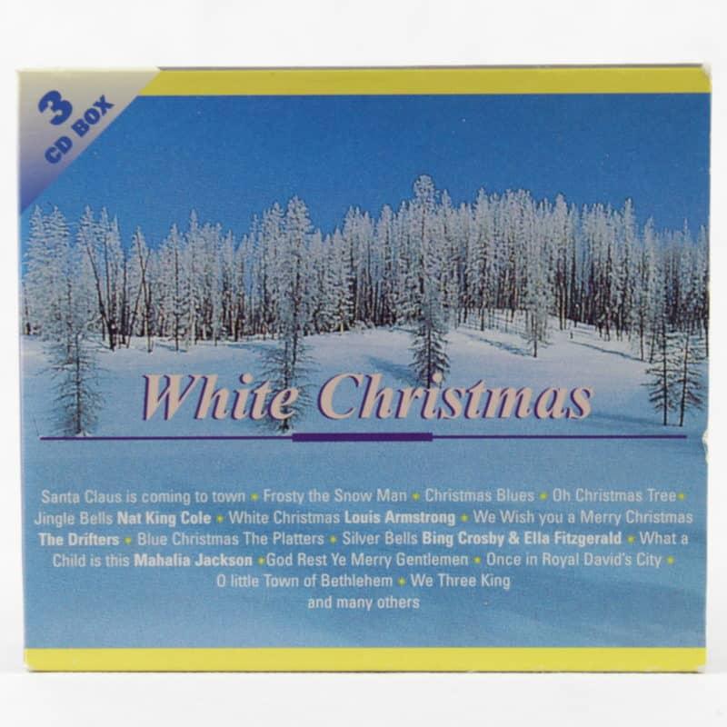 White Christmas - 3 CD Box