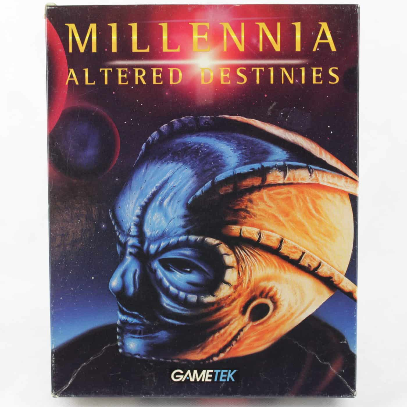 Millennia: Altered Destinies (PC Big Box, 1995, DOS, CD-ROM, Take-Two)
