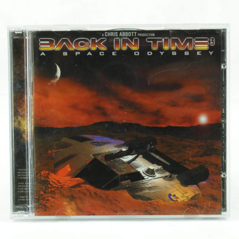 Back In Time 3: A Space Odyssey (CD, 2001)