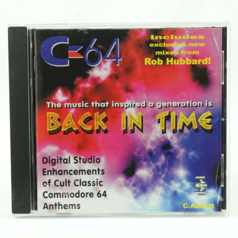 C. Abbott – Back In Time (CD, 1998)