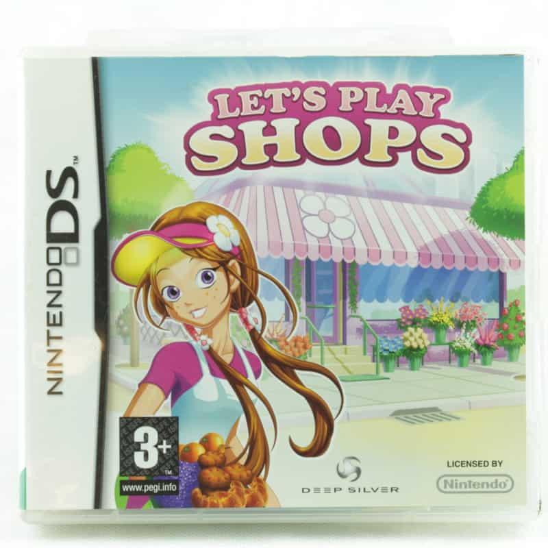 Let's Play: Shops (Nintendo DS)
