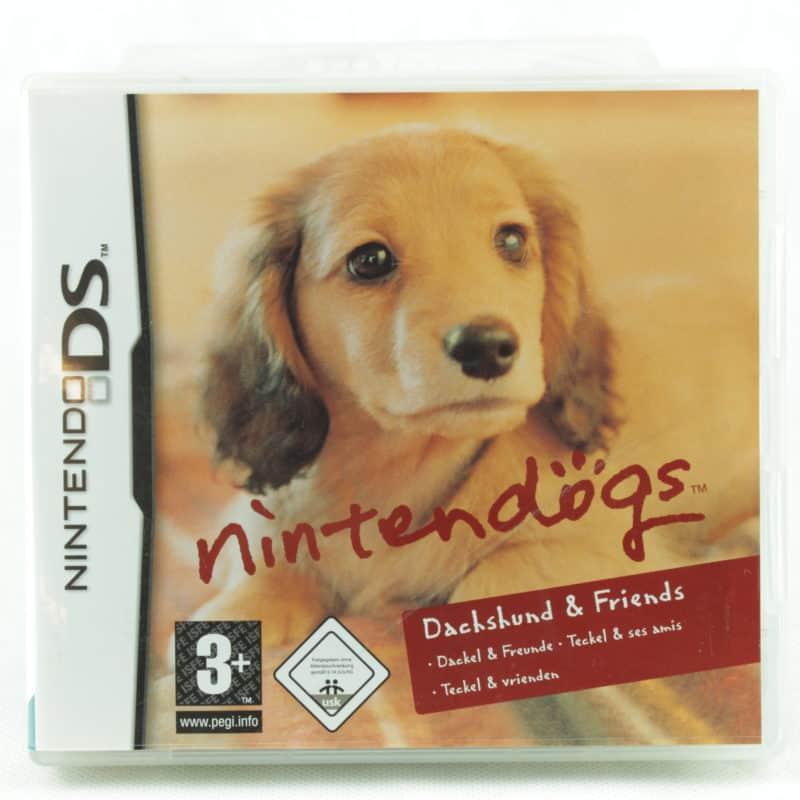 Nintendogs – Dachshund & Friends (Nintendo DS)
