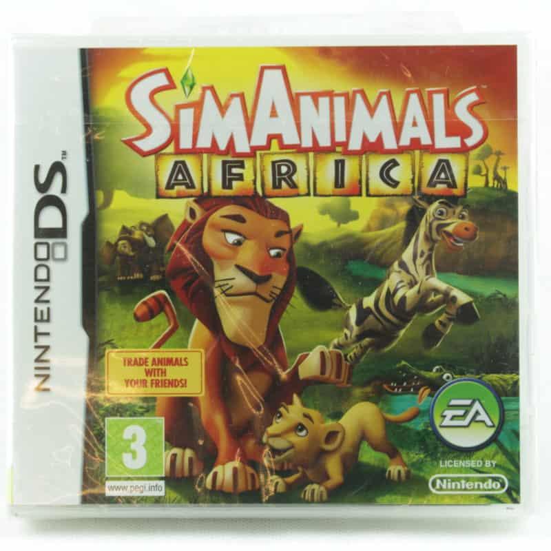 SimAnimals: Africa (Nintendo DS)