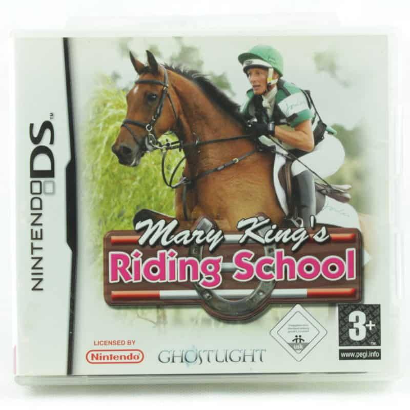 Mary King's Riding School (Nintendo DS)