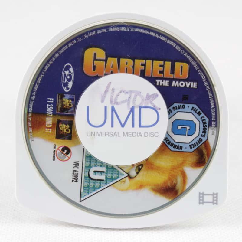 Garfield: The Movie (Sony PSP - UMD Video)