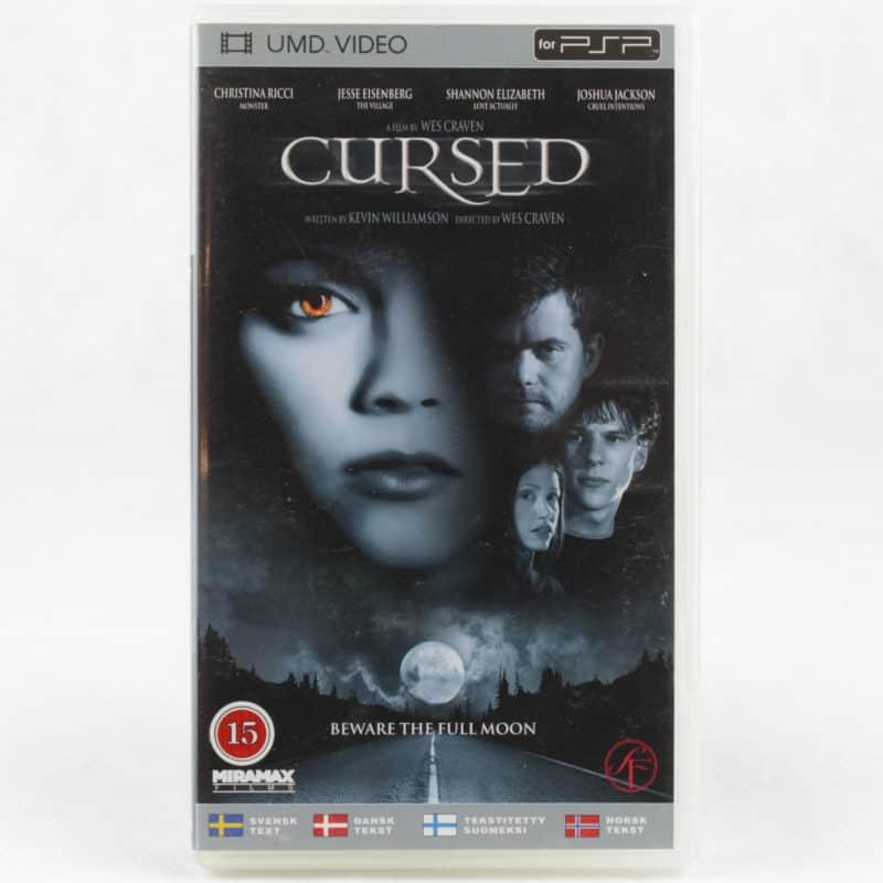 Cursed til Sony PSP, UMD Video