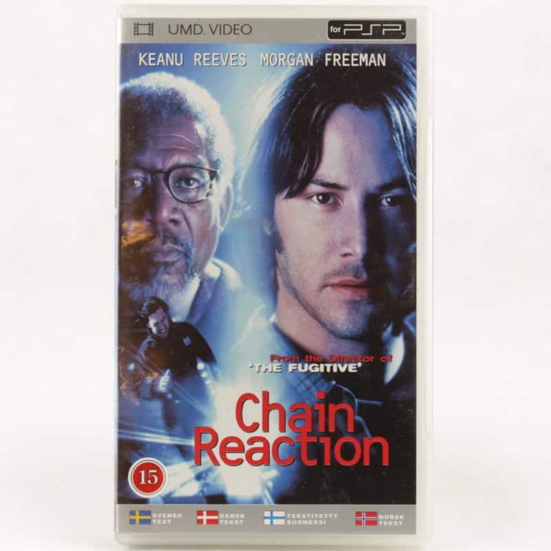 Chain Reaction (Sony PSP - UMD Video)