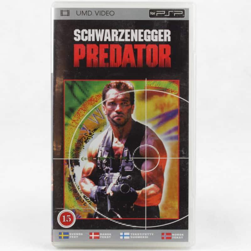 Predator (Sony PSP - UMD Video)