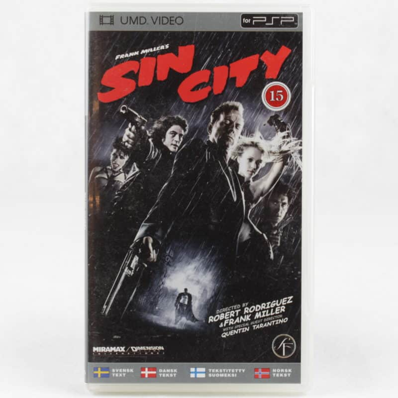 Sin City (Sony PSP - UMD Video)