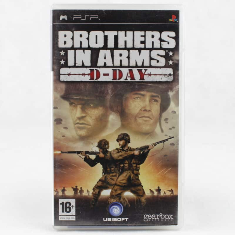 Brothers in Arms: D-Day (Sony PSP)