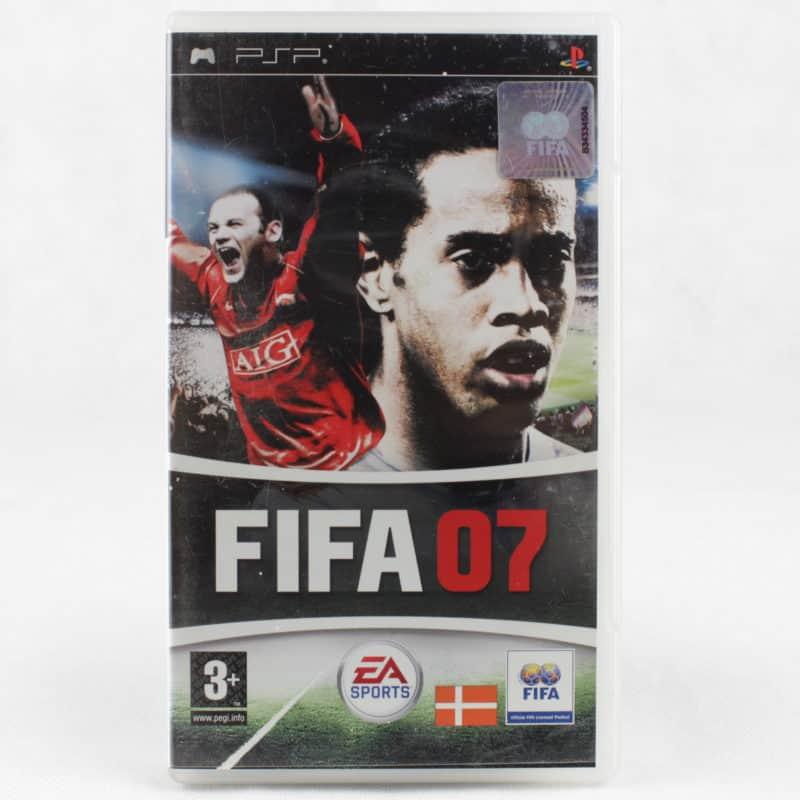 FIFA 07 (Sony PSP)