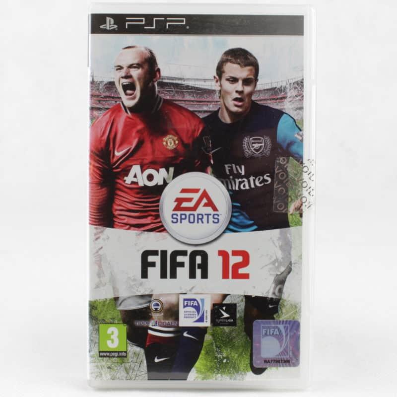 FIFA 12 (Sony PSP)