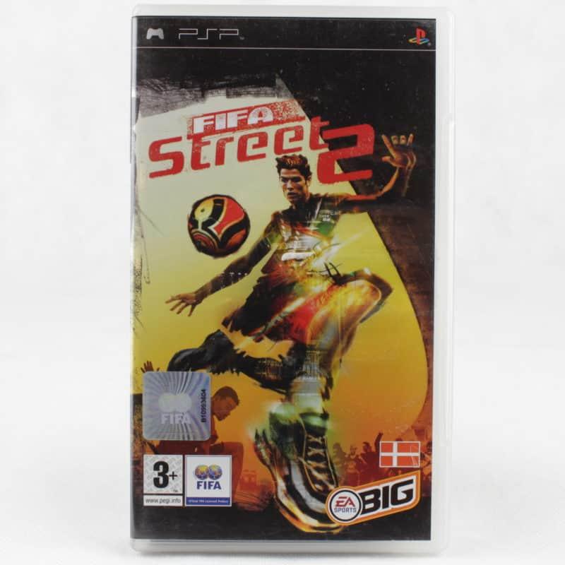 FIFA Street 2 (Sony PSP)
