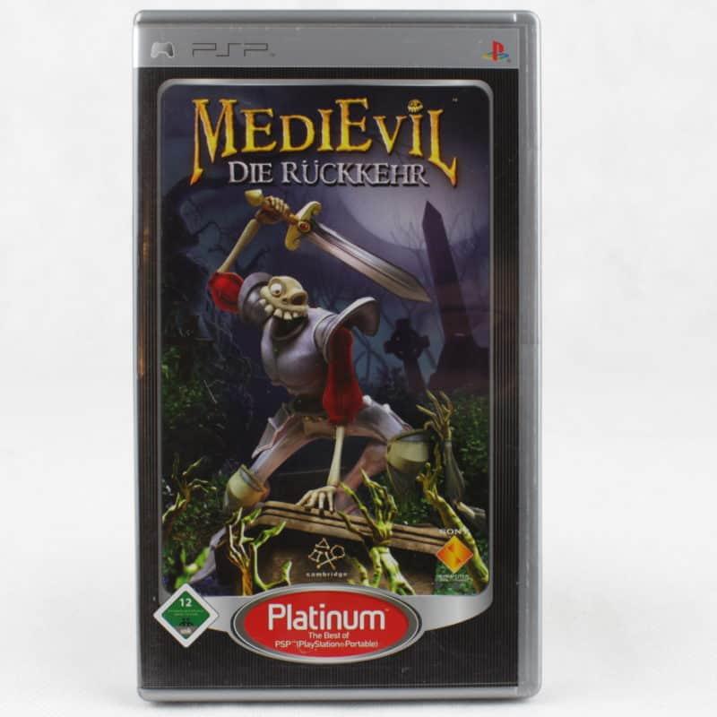 MediEvil: Die Rückkehr (Sony PSP - Platinum - Tysk)