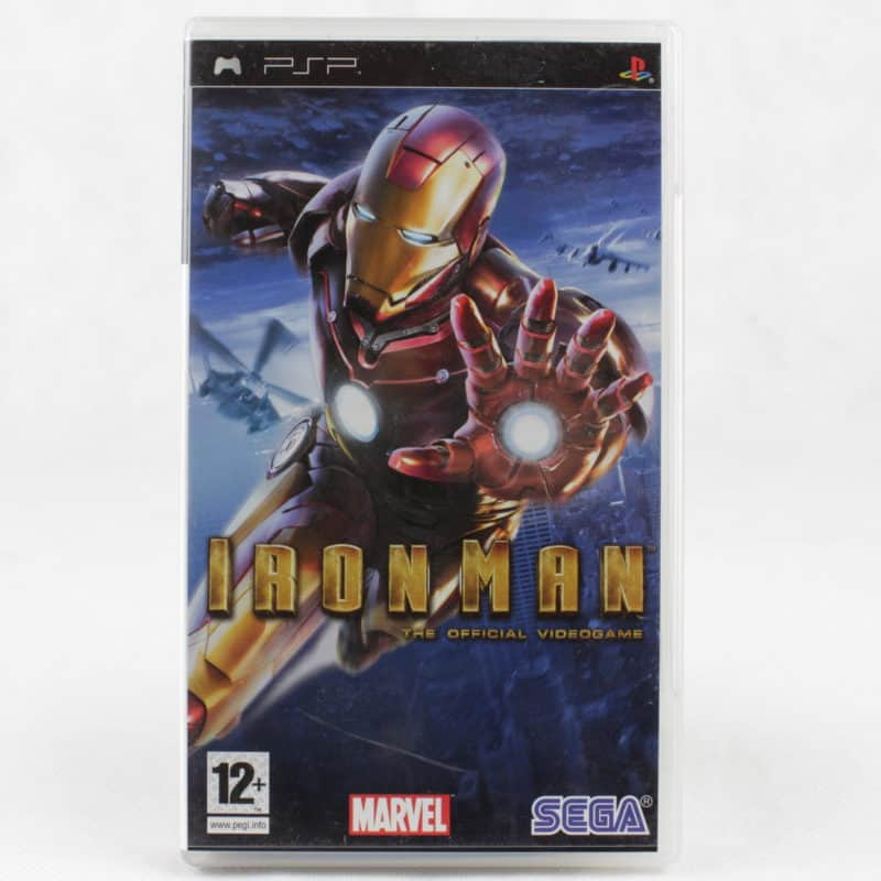 Iron Man: The Official Videogame (Sony PSP)